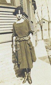 Frieda Matthaie, 1920